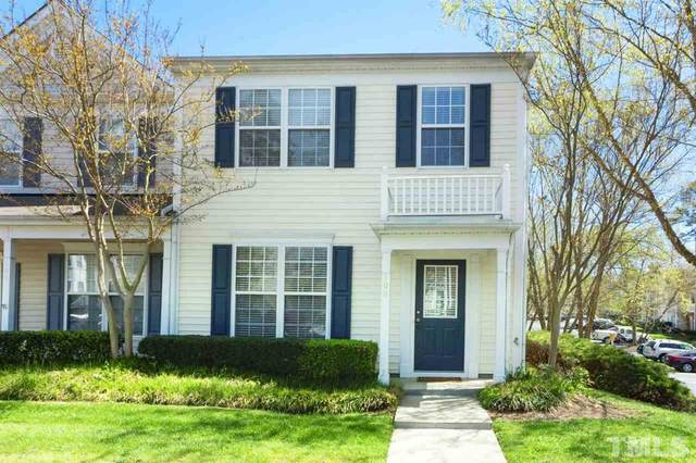100 Parklane Drive, Morrisville, NC 27560 (#2312285) :: Marti Hampton Team brokered by eXp Realty