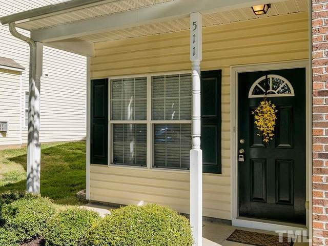 511 Summer Storm Drive, Durham, NC 27704 (#2312320) :: M&J Realty Group