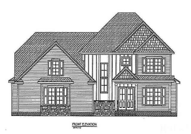 65 Brookshire Drive, Youngsville, NC 27596 (#2312338) :: The Jim Allen Group