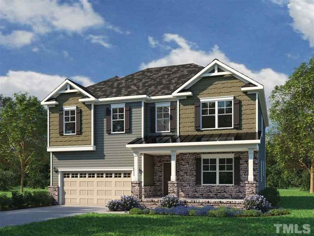 602 Richlands Cliff Drive, Youngsville, NC 27596 (#2312355) :: The Jim Allen Group