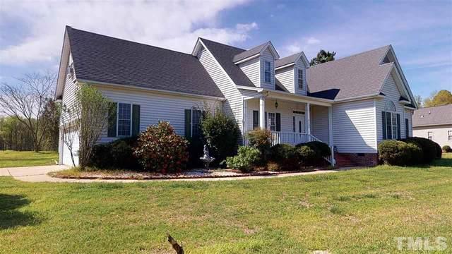 9205 Little Ridge Place, Zebulon, NC 27597 (#2312364) :: The Jim Allen Group