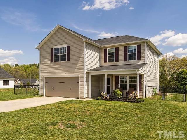 1057 Aster Way, Burlington, NC 27215 (#2312375) :: Raleigh Cary Realty