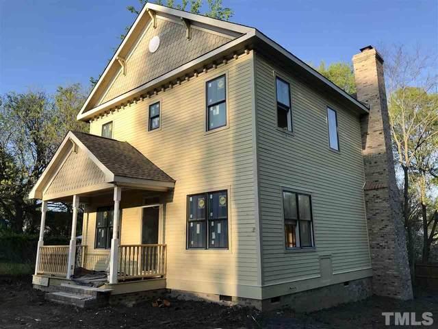 808 N Elizabeth Street, Durham, NC 27701 (#2312377) :: The Jim Allen Group