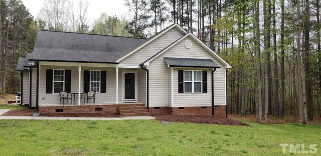 155 Fairway Lane, Zebulon, NC 27597 (#2312388) :: Sara Kate Homes