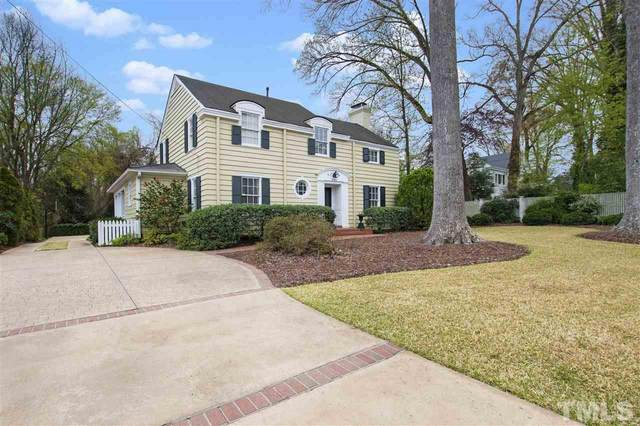 2404 Beechridge Road, Raleigh, NC 27608 (#2312445) :: Raleigh Cary Realty