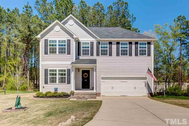 186 Reno Court, Clayton, NC 27527 (#2312457) :: The Beth Hines Team