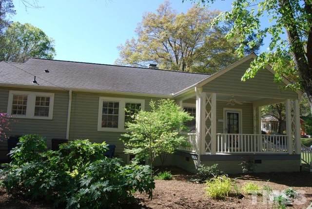 2201 Woodrow Street, Durham, NC 27705 (#2312508) :: Classic Carolina Realty
