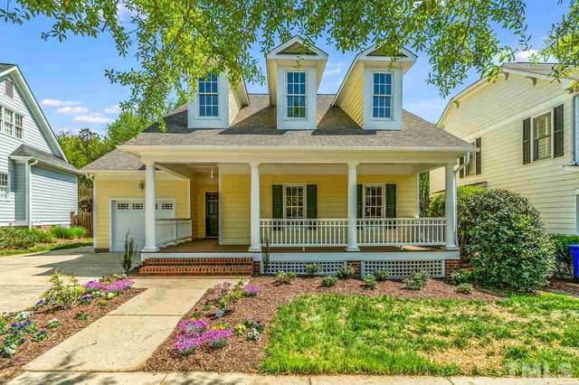 1205 Pinehurst Drive, Chapel Hill, NC 27517 (#2312586) :: The Jim Allen Group