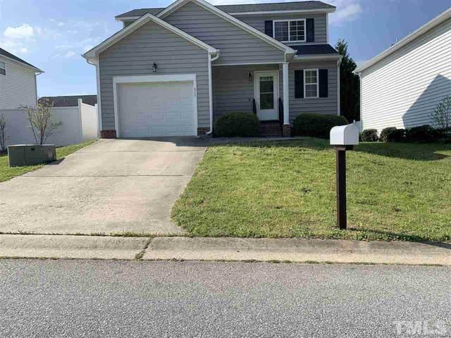 313 Pittsboro Street, Fuquay Varina, NC 27526 (#2312595) :: Raleigh Cary Realty