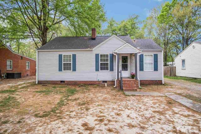 109 St Paul Street, Durham, NC 27704 (#2312596) :: Raleigh Cary Realty