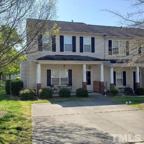101 Basset Hall Drive, Durham, NC 27713 (#2312621) :: Raleigh Cary Realty