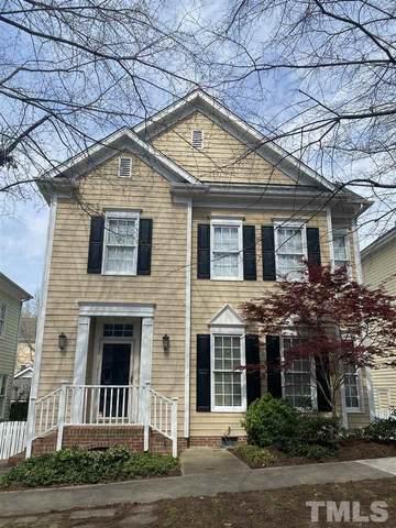 110 Tharrington Drive, Chapel Hill, NC 27516 (#2312705) :: Classic Carolina Realty