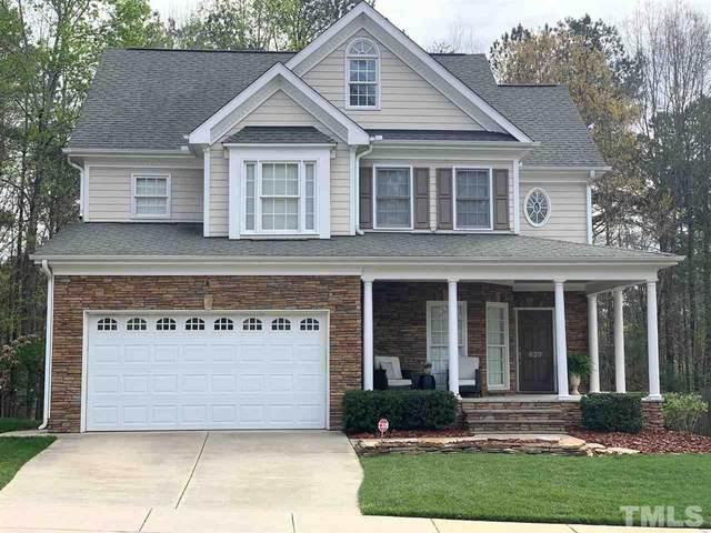 620 Continental Drive, Durham, NC 27712 (#2312758) :: The Perry Group