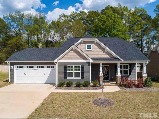 217 Fairview Street, Clayton, NC 27520 (#2312772) :: The Beth Hines Team