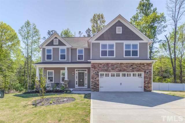 24 Thunder Ridge Drive, Garner, NC 27529 (#2312784) :: The Beth Hines Team