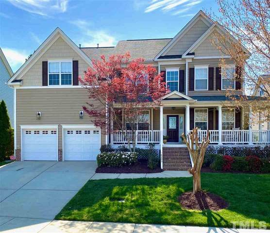 8203 Wade Green Place, Cary, NC 27519 (#2312791) :: Team Ruby Henderson
