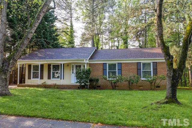 1109 Whippoorwill Lane, Raleigh, NC 27609 (#2312894) :: M&J Realty Group