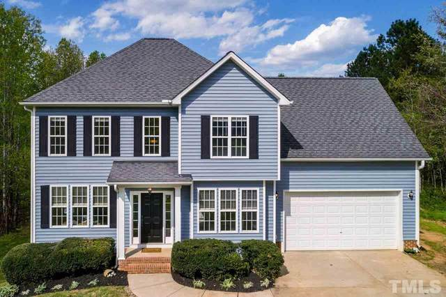 521 Old Chestnut Crossing, Moncure, NC 27559 (#2312964) :: The Beth Hines Team