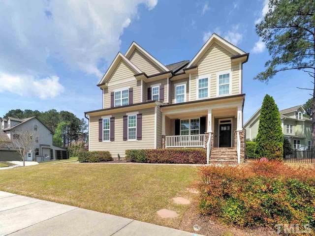 4221 Alpine Clover Drive, Wake Forest, NC 27587 (#2313024) :: Classic Carolina Realty