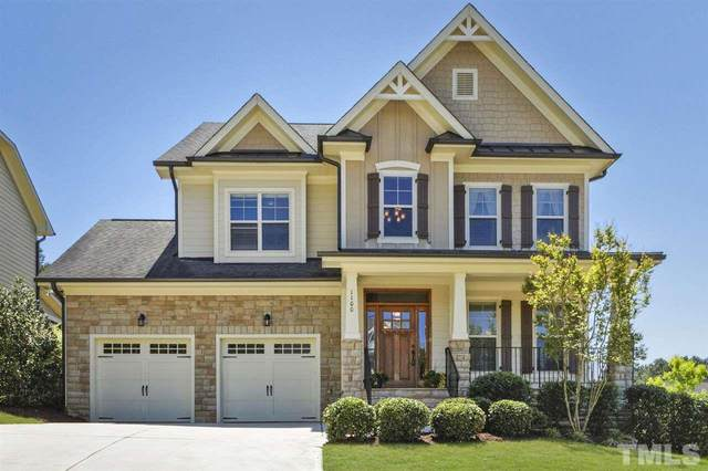 1100 Heritage Knoll Drive, Wake Forest, NC 27587 (#2313221) :: Realty World Signature Properties