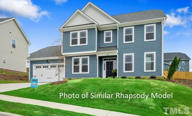 1502 Sunny Days Drive #51, Knightdale, NC 27545 (#2313227) :: Real Estate By Design