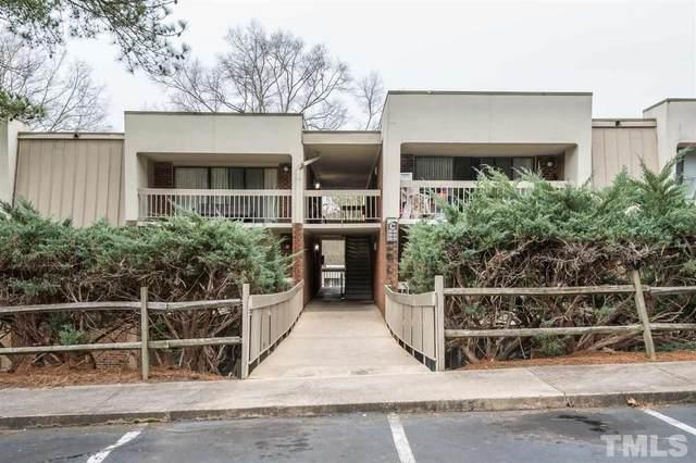 500 Umstead Drive C 107, Chapel Hill, NC 27516 (#2313349) :: Spotlight Realty