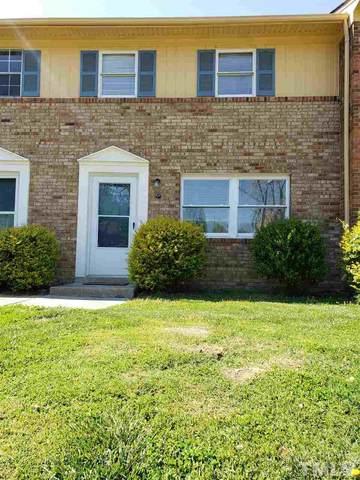 3911 Overland Heights G, Greensboro, NC 27407 (#2313437) :: Team Ruby Henderson