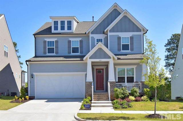 529 Lake Holding Street, Wake Forest, NC 27587 (#2313454) :: Realty World Signature Properties