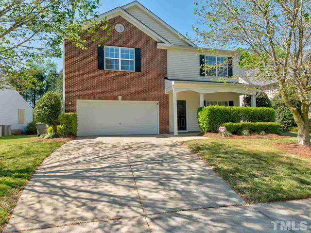 216 Carolina Town Lane, Holly Springs, NC 27540 (#2313518) :: The Jim Allen Group