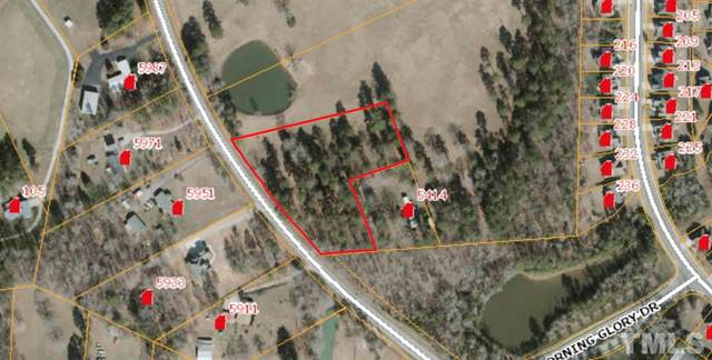 0 Nc 96 Highway, Youngsville, NC  (#2313569) :: Realty World Signature Properties