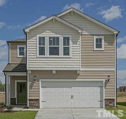 215 Watauga Lake Drive, Fuquay Varina, NC 27526 (#2313718) :: Realty World Signature Properties