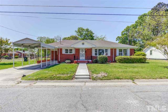 204 Workman Road, Goldsboro, NC 27530 (#2313719) :: The Jim Allen Group