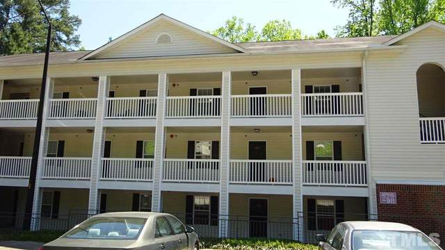 2801 Trailwood Pines Lane #103, Raleigh, NC 27603 (#2313792) :: Spotlight Realty