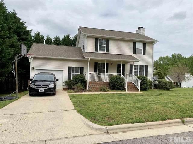 106 Creekbrook Court, Garner, NC 27529 (#2313935) :: Dogwood Properties