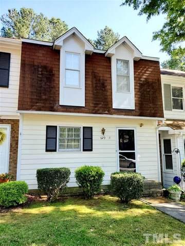 629 Middleton Avenue, Cary, NC 27513 (#2314166) :: Dogwood Properties