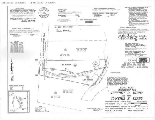3B Kirby Mcnair Porter Road, Prospect Hill, NC 27314 (#2314181) :: Kim Mann Team