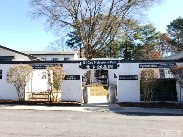 901 Kildaire Farm Road C1-B, Cary, NC 27511 (#2314244) :: Marti Hampton Team brokered by eXp Realty