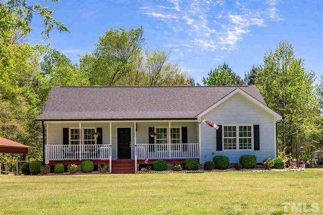 89 Bethlehem Church Road, Youngsville, NC 27596 (#2314476) :: Spotlight Realty