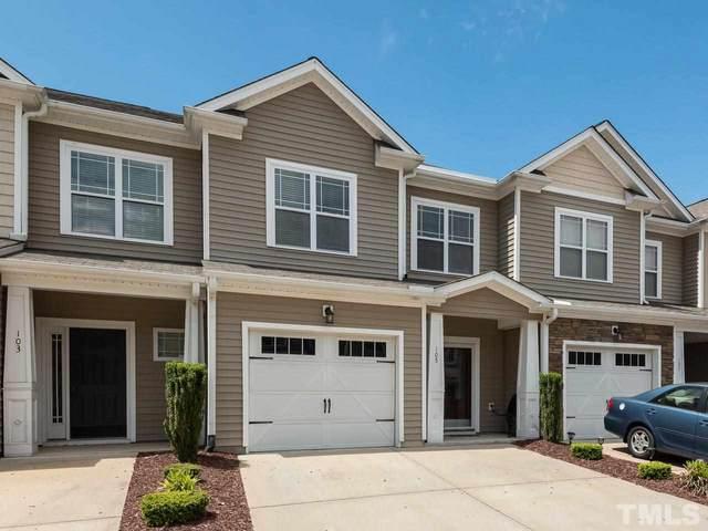 105 Leighann Ridge Lane, Rolesville, NC 27571 (#2314583) :: Team Ruby Henderson