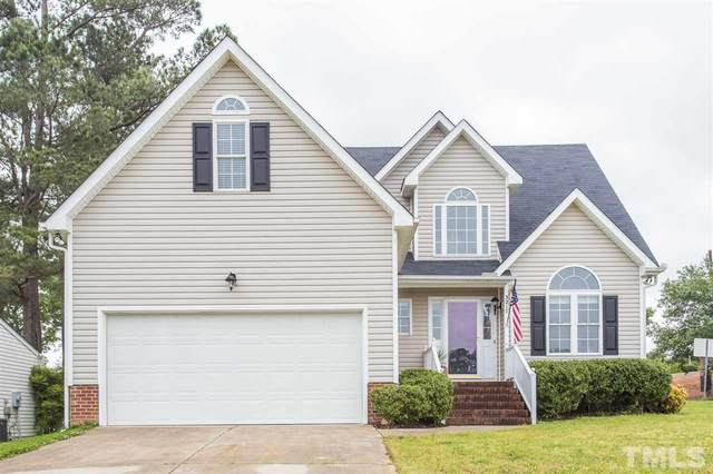 3217 Planet Drive, Raleigh, NC 27604 (#2314673) :: M&J Realty Group