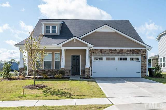 2101 Blue Iris Way, Zebulon, NC 27597 (#2314707) :: Rachel Kendall Team