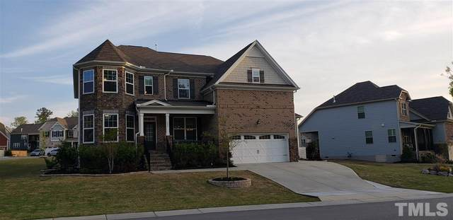 1804 Longmont Drive, Wake Forest, NC 27587 (#2314786) :: Raleigh Cary Realty
