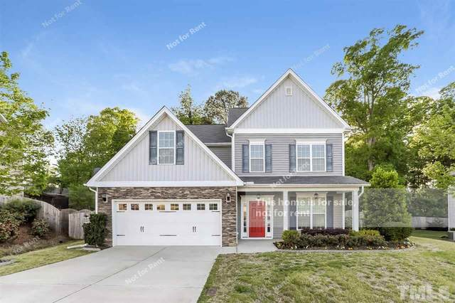 6328 Cardinaux Lane, Holly Springs, NC 27540 (#2314979) :: Raleigh Cary Realty