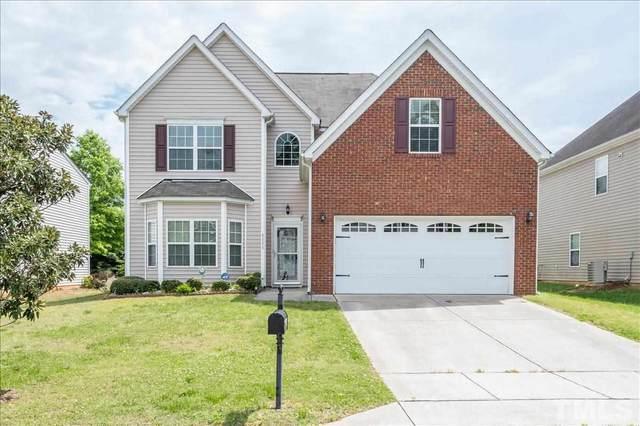 5313 Heather Ridge Lane, Raleigh, NC 27610 (#2315194) :: Spotlight Realty