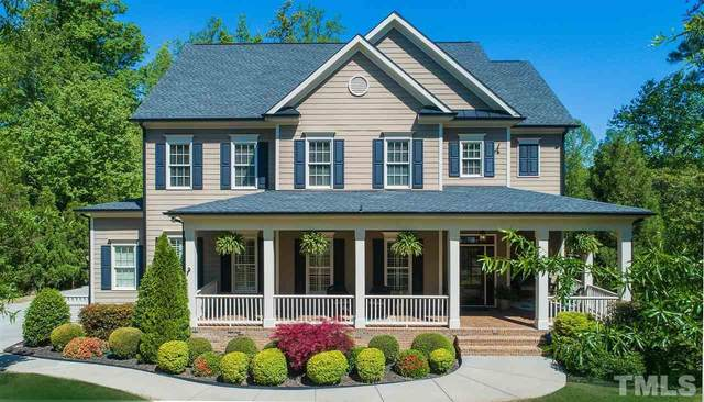 525 Chrismill Lane, Holly Springs, NC 27540 (#2315241) :: Dogwood Properties