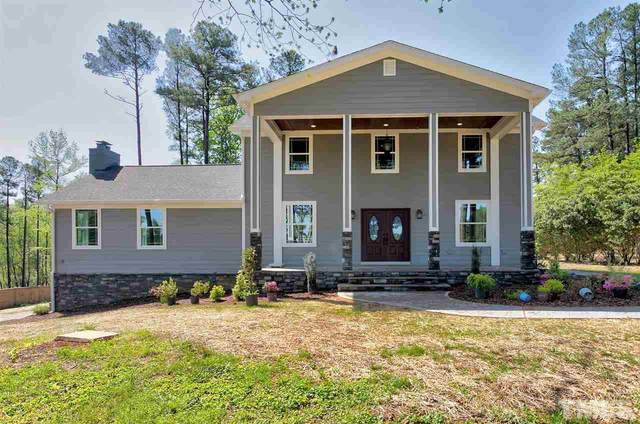 1401 Leanne Court, Raleigh, NC 27606 (#2315251) :: Bright Ideas Realty