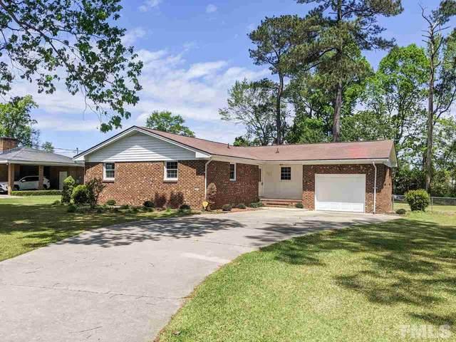 201 Corral Drive, Goldsboro, NC 27534 (#2315273) :: Dogwood Properties