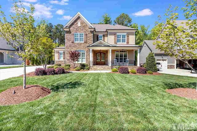1440 Stratford Ridge Lane, Cary, NC 27519 (#2315427) :: Realty World Signature Properties