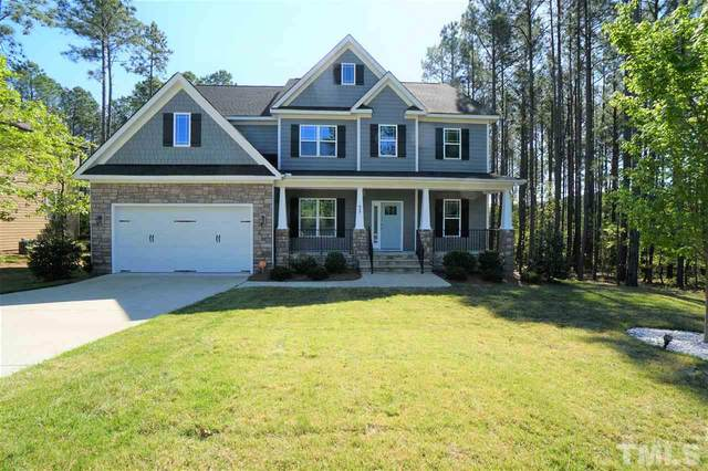 75 Anderson Lake Road, Spring Lake, NC 28390 (#2315483) :: The Rodney Carroll Team with Hometowne Realty