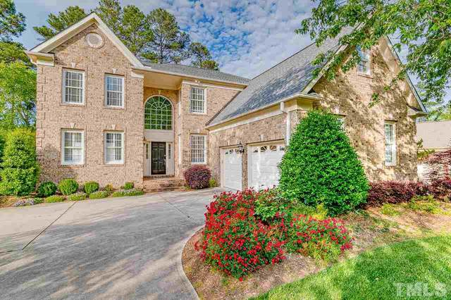 8916 Winged Thistle Court, Raleigh, NC 27617 (#2315516) :: Marti Hampton Team brokered by eXp Realty
